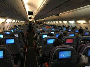 Boeing 767 300 Interior Lan Latam 767 300 Economy Review The Seatlink Blog
