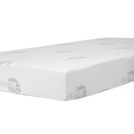 kidilove baby crib mattress with tencel cover