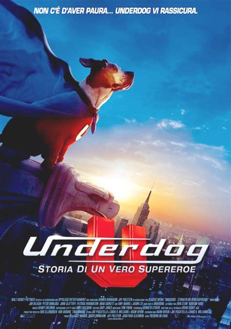 underdogs le film quot underdog storia di un vero supereroe quot di frederik du