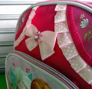 Deerde Ransel Canvass Frozen Blue Pink cosmobunda frozen ribbon pink saten tas ransel backpack