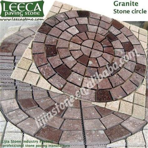 Circle Paver Patio Kits Patio Large Pavers Circle Kit Leeca The Professional Manufacturer Wholesaler