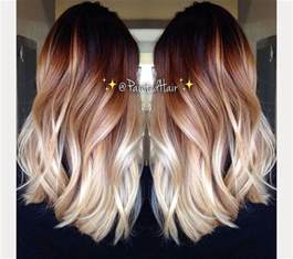 ombre colored hair 17 best ideas about ombre hair on balayage