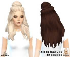 pretty sims cc hairstyles 30 best images about sims 4 hairstyles on pinterest ea
