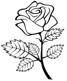Free Coloring Pages Of Roses free printable roses coloring pages for