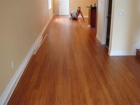 Bamboo Flooring Installation Bamboo Floor Installation Wood Flooring Pinterest