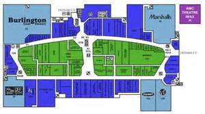 Garden State Plaza Floor Plan Image Gallery La Plaza Mall Map