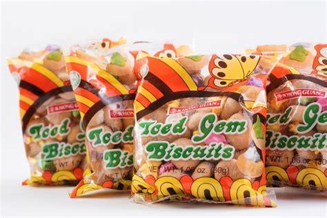 Khong Guan Biscuit Chocolate Original 1 khong guan iced gem biscuits ig 12 30 g x 20 packs bundled 2 bags rich garden