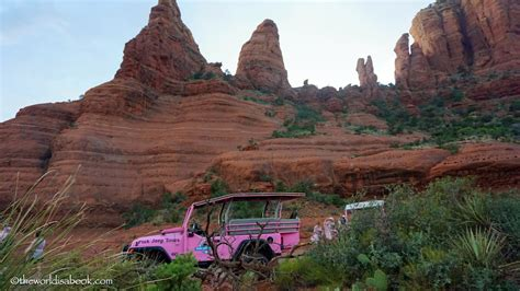 best jeep tours in sedona adventures with pink jeep tours sedona the world is a book