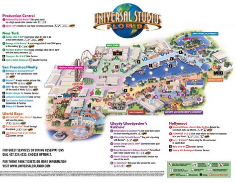 universal orlando map universal park map florida visit ideas parks universal parks and maps