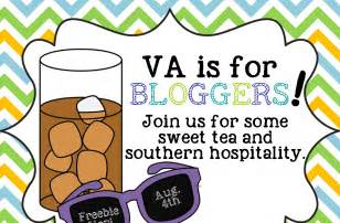 sweet tea and sympathy southern eclectic books virginia is for freebie hop this literacy