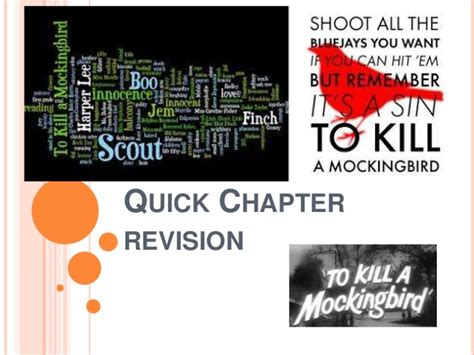themes in to kill a mockingbird chapter 16 chapter summaries for to kill a mockingbird