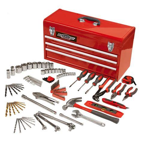 husky mechanics tool set 185 h185mtsn the home depot