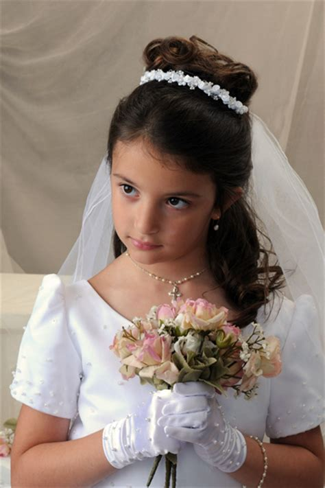 Holy Communion Hairstyles by Holy Communion Hair Styles For