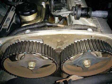 2004 Hyundai Santa Fe Timing Belt 2004 hyundai santa fe timing belt replacement 2004 dohc 2