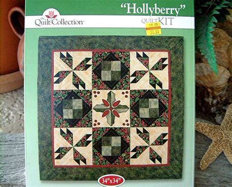 quilting wall quilts berry patch ii free wall quilt hollyberry designer wall quilt kit the quilt collection