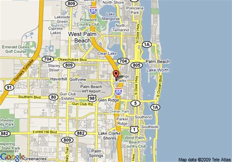 west palm map map of stay inn west palm west palm