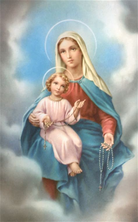 imagenes virgen maria con jesus biograf 237 a virgen mar 237 a michelle oquendo