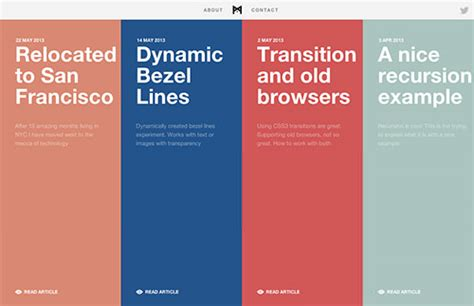 home and design magazine portfolio my simple workflow to design and develop a portfolio website