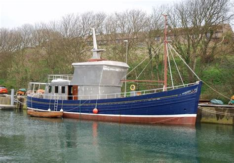 fishing boats for sale eyemouth heroine converted fishing vessels gallery