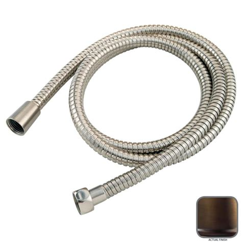 shop pfister 60 ft metal faucet spray hose at lowes
