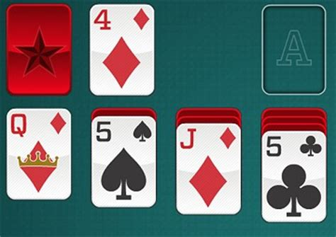 giochi carte da tavolo solitari gioco solitario patience