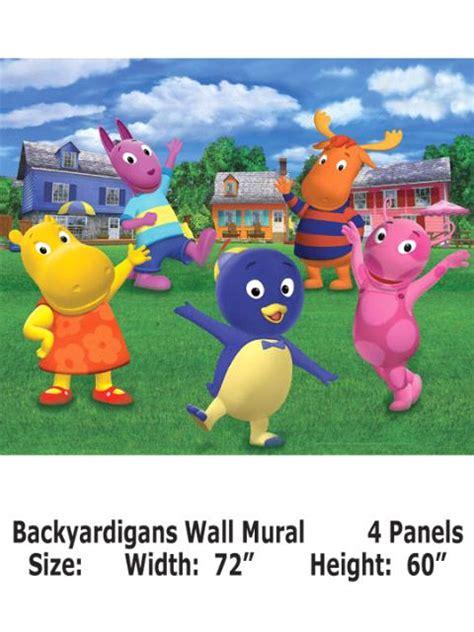 Backyardigans Ending Backyardigans Door 28 Images Wall Murals