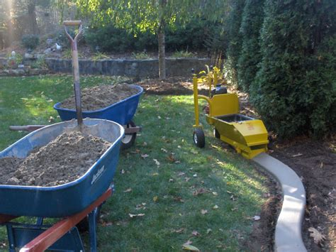new designed concrete curbing machines buy landscape