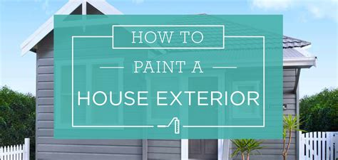 how to color a house how to prepare exterior walls for painting taubmans