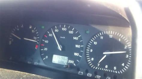 vw transporter t4 1 9 td acceleration youtube