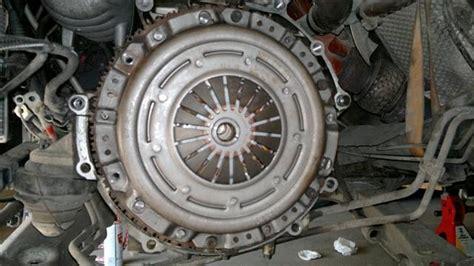 rear main seal changeclutch removal  manual