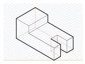 3d drawing amp isometric projection technical graphics