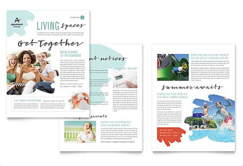 publisher newsletter templates free downloadable newsletter templates for publisher
