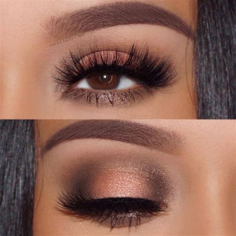 Eyeshadow Application best 25 brown ideas on makeup for brown brown makeup and