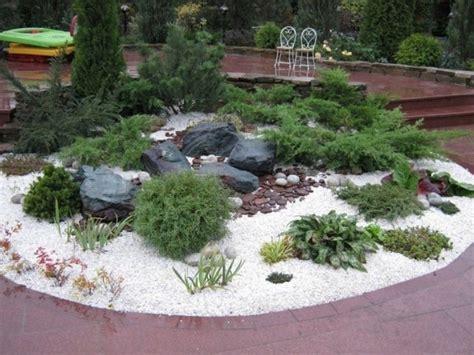 steingarten ideen steingarten anlegen ideen garten und bauen