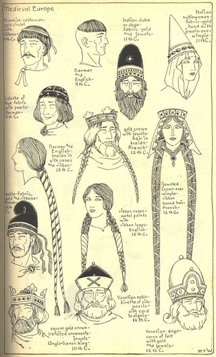 medieval times hairstyles men history of hats gallery chapter 7 village hat shop