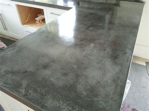 concrete countertops cast in place red neck post scriptum remik s blog