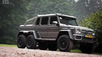 Mercedes G 6x6 Mercedes G63 Amg 6x6 Olst The Netherlands What A