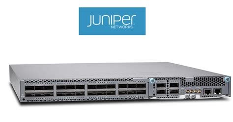 Switch Stater Xeon juniper debuts accelerated 40gbe switch with xeon and fpga