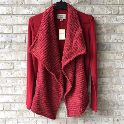 open drape cardigan sweater 61 off lucky brand sweaters nwt lucky brand open front