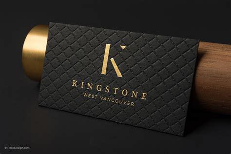 luxury business card design template realtor black visit card template rockdesign