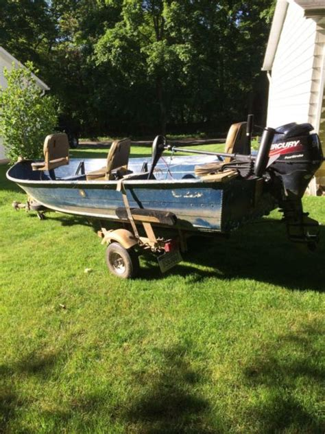 fishing boat and motor packages fishing boat motor trailer package for sale in niles