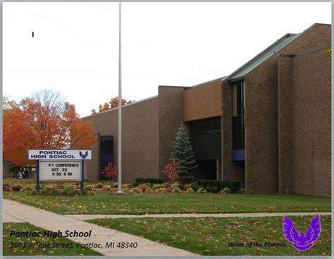 Pontiac School by Pontiac High School