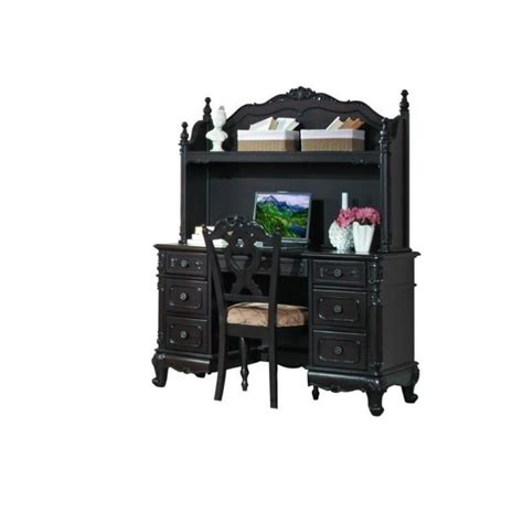 trent writing desk trent home cinderella writing desk and hutch in