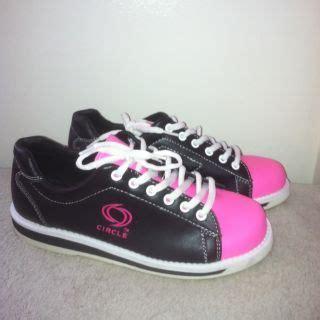 sporting goods bowling shoes mens circle bowling shoes 8 5 athletic sporting goods