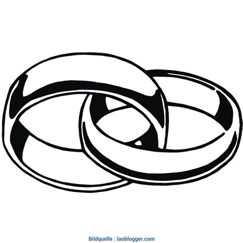 Eheringe Zeichnen by Am Beliebtesten Hochzeit Ringe Schwarz Wei 223 Eheringe