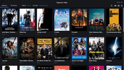 popcorn time android app now available for movie tv show