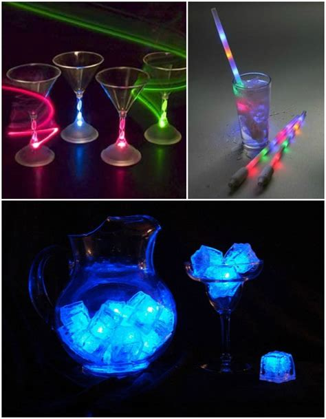 glow in the ideas led light up glasses