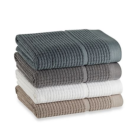 dknypure retreat turkish cotton bath towel collection