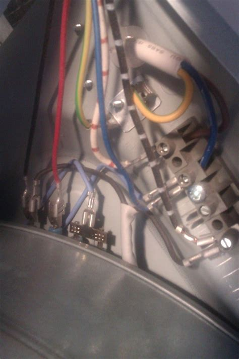 white tumble dryer wiring diagram get free image