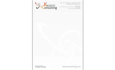 business consultancy letterhead template business consultancy letterhead template 28 images